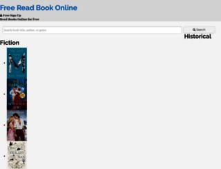 onlinereadbook.com screenshot