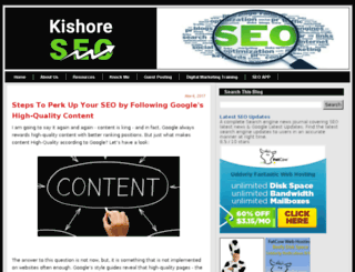 onlineseotraining.blogspot.com screenshot