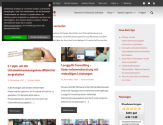 onlineshop-strategie.de screenshot