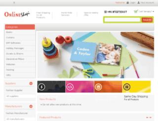 onlineshopi.com screenshot