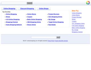 onlineshoppiing.com screenshot