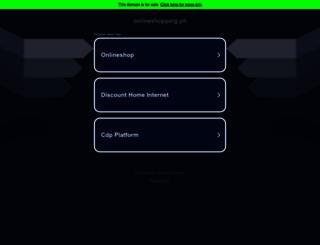 onlineshopping.ph screenshot