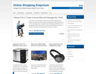 onlineshoppingemporium.com screenshot