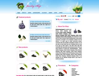 onlineshoppingspot.50webs.com screenshot