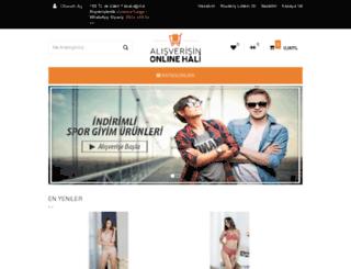 onlinesiparis.co screenshot