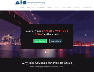 onlinesixsigma.co.in screenshot