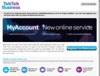 onlinesupport.nildram.net screenshot