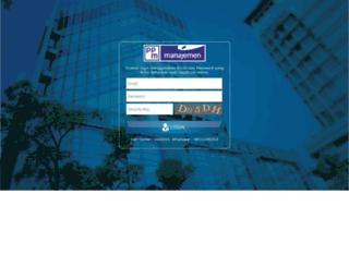onlinetest.ppm-rekrutmen.com screenshot