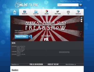 onlinetvbox.net screenshot