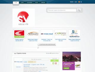 onlineviagem.com.br screenshot