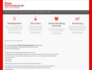 onlinewerbeagentur.net screenshot