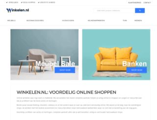 onlinewinkelcentrum.com screenshot