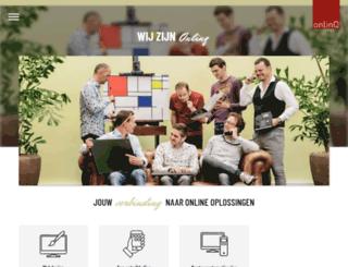 onlinq.nl screenshot