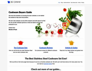 only-cookware.com screenshot
