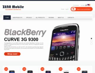 onlyblackberry.net screenshot