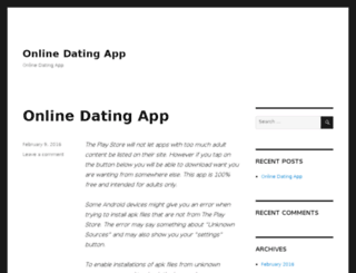 onlydating.info screenshot