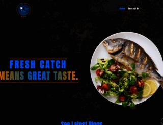 onlyfishrecipes.com screenshot