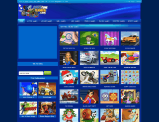 onlyfungames.com screenshot