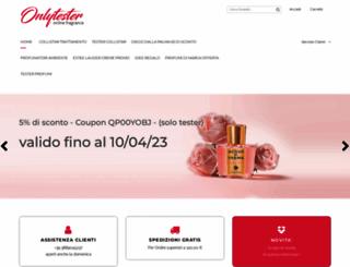 onlytester.com screenshot