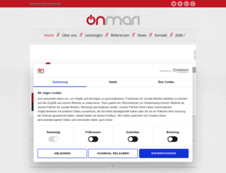 onmari.com screenshot