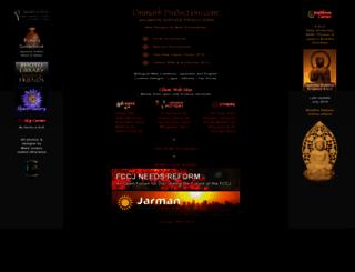 onmarkproductions.com screenshot