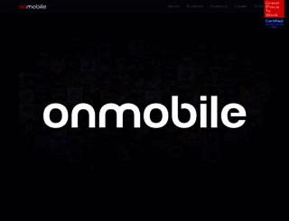 onmobile.com screenshot