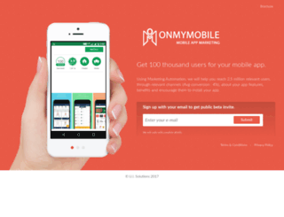 onmymobile.co screenshot