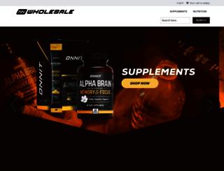 onnitwholesale.com screenshot