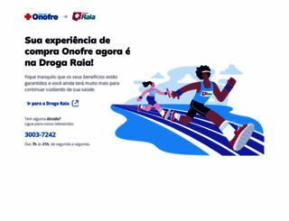 onofre.com.br screenshot