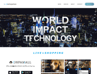 onpa-japan.com screenshot