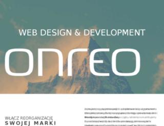 onreo.net screenshot