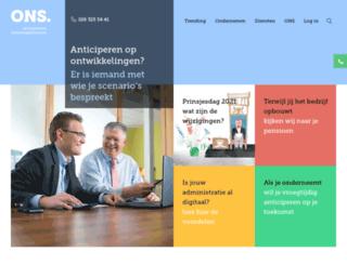 ons.nl screenshot