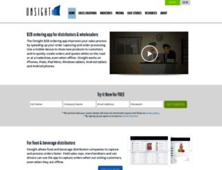 onsightapp.com screenshot
