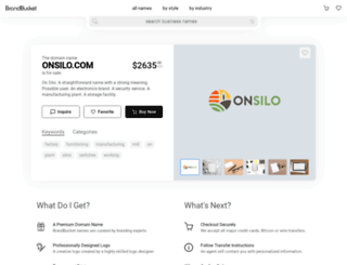 onsilo.com screenshot