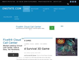 onstate.com screenshot