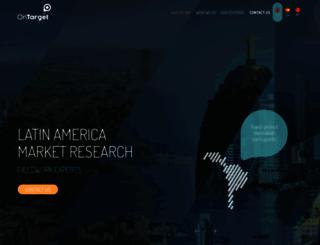 ontarget-research.com screenshot