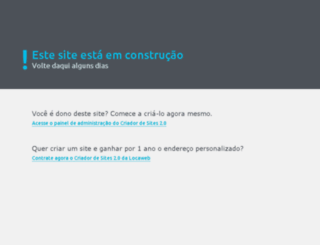 ontargetpromocoes.com.br screenshot