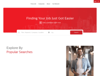 ontariojobs.com screenshot