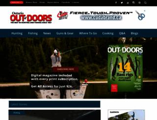 ontariooutofdoors.com screenshot