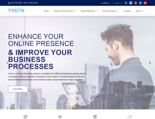 ontrix.com screenshot