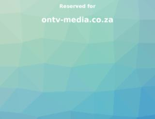 ontv-media.co.za screenshot