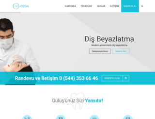 onurozturk.com screenshot