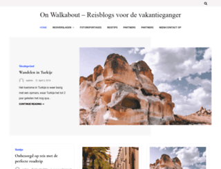 onwalkabout.nl screenshot