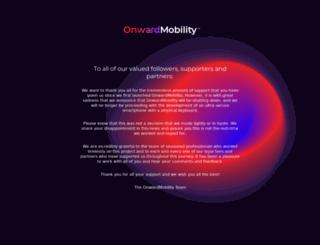 onwardmobility.com screenshot