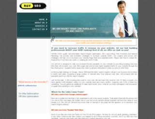 onweb.co.in screenshot