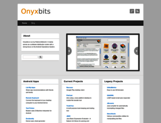 onyxbits.de screenshot