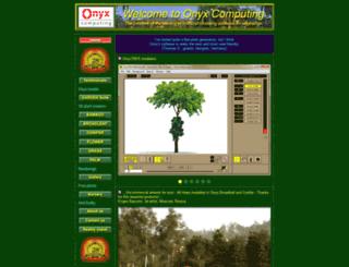 onyxtree.com screenshot