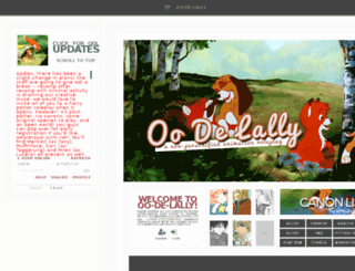 oodelally.b1.jcink.com screenshot