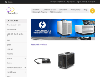 oodelay.com screenshot
