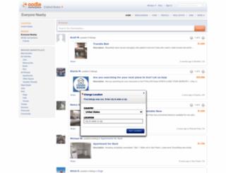 oodle.com screenshot